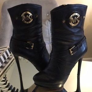 Micheal Kors  over the ankle booties